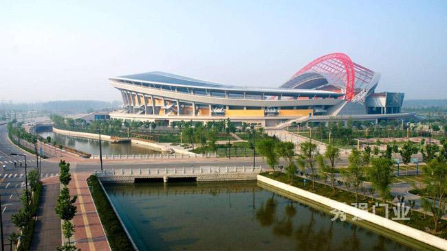淄博体育馆